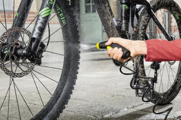 Karcher OC3 nettoyage vélo