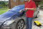 Karcher K5 Compact Home transport car wash